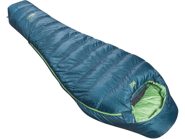 Millet Light Down 0° Sleeping Bag Unisex, emerald
